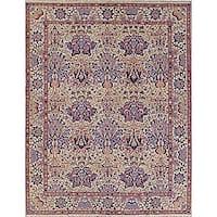 Nourison Millennia Beige Wool Rug (7'10 x 9'10)