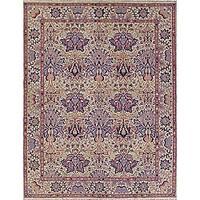Nourison Millennia Beige Wool Rug - 8'10 x 11'10
