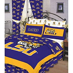 LSU Tigers 6-piece Bed-in-a-Bag