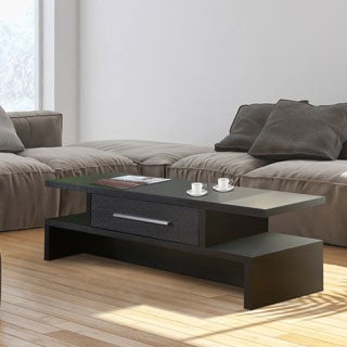 The Gray Barn Elsinora Two-side Open Coffee Table