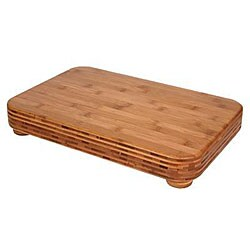 Little Kahuna Bamboo Cutting Board