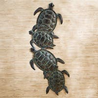 Havenside Home Castine Sea Turtle Wall Art