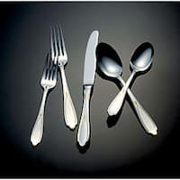 Yamazaki Victoria Gold Accent 5-piece Flatware Place Setting