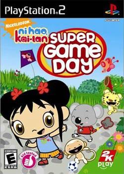 PS2 - Ni Hao, Kai-lan: Super Game Day