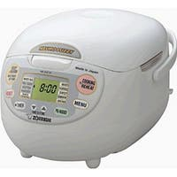 Zojirushi 5.5-cup Neuro Fuzzy Rice Cooker and Warmer