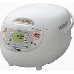 Zojirushi 5.5-cup Neuro Fuzzy Rice Cooker and Warmer