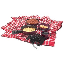 Texsport Kangaroo Five-piece Teflon Cookware Kit