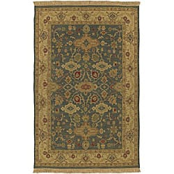 Hand-knotted Wool Rug (4' x 10')|https://ak1.ostkcdn.com/images/products/P12134011.jpg?impolicy=medium