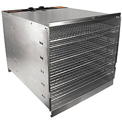 Weston 74-1001-W Stainless Steel Food Dehydrator