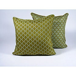 Jericho 18-inch Throw Pillows (Set of 2)