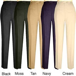 Austin Reed Women S Petite Plus Size Long And Lean Pants Overstock 4220466