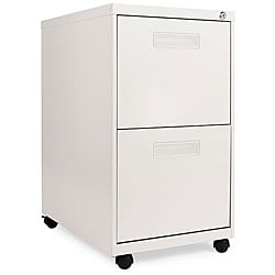 Alera Two-Drawer Mobile Pedestal File