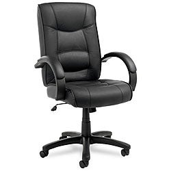 Alera Strada Series High Back Swivel/ Tilt Chair