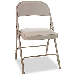 Alera Steel Folding Chair (Set of 4)