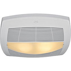 Hunter energystar ultra quiet bathroom fan light free shipping today 12234319 for Ultra quiet bathroom exhaust fan with light