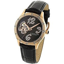 Stuhrling Original 'Audrey' Women's Diamond Watch