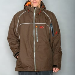 Marker Recon Brown Men's Shell Jacket