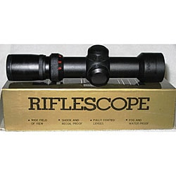 2-6X28 Compact Zoom Rifle Scope - Thumbnail 0