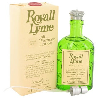 Royall Fragrances Royall Lyme Men's 4-ounce Lotion/ Cologne