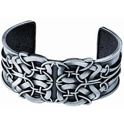Pewter Celtic Shield Cuff Bracelet https://ak1.ostkcdn.com/images/products/P12266817.jpg?impolicy=medium