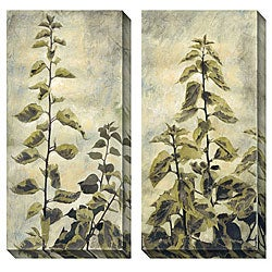 Gallery Direct Sara Abbott 'Upward Growth' Oversized Canvas Art Set