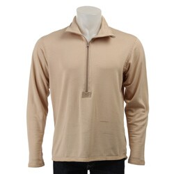 PCU Men's Gen III Zip T-neck Grid Top