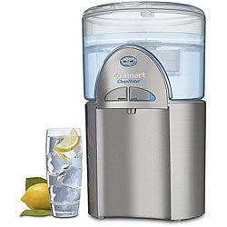 cuisinart clean water countertop filtration system - Countertop Water Dispenser