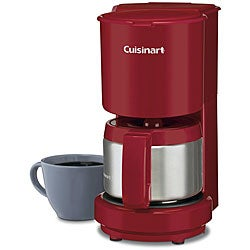 Cuisinart DCC-450RFR 4-cup Stainless Carafe Coffeemaker (Refurbished)