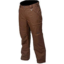Shop Marker T2 Men S Brown Insulated Cargo Ski Pants