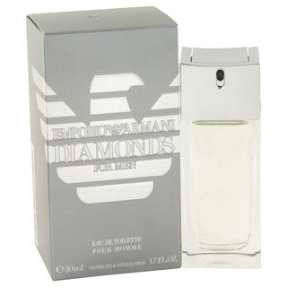 Emporio Armani Diamonds Men's 1.7-ounce Eau de Toilette Spray