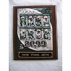 New York Jets Team Picture Plaque