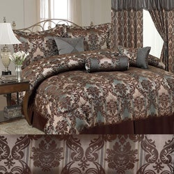St. Thomas 7-piece Comforter Set - Thumbnail 0