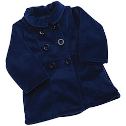 Fibre Craft Springfield Collection Blue Doll Peacoat - Thumbnail 0