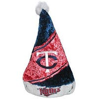 Minnesota Twins Himo Santa Hat