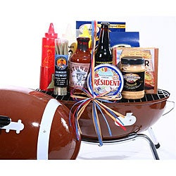 Shop Tailgating Football Bbq Gift Basket Free Shipping