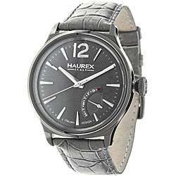 Haurex Italy Men's Grand Class Grey Watch