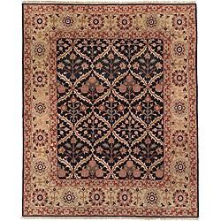 Oushak Hand-spun Legacy Wool Nai Rug (8' x 10') (China)
