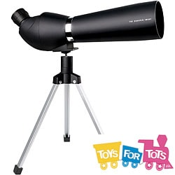 Toys for Tots: The Sharper Image Spotting Scope with Tripod - Thumbnail 0