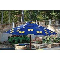 University of Michigan 9-foot Market Umbrella