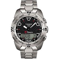 Tissot Men's T-Touch Chronograph Watch