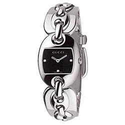 Gucci Women's 121 Marina Chain Small Diamond Watch