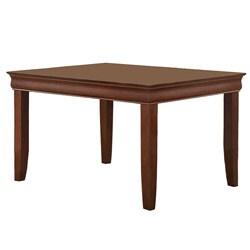 Ashlyn 60 inch Brown Solid Wood Dining Table Free