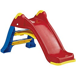 American Plastic Toys Outdoor Plastic Toy Slide - N/A