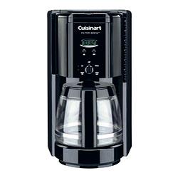 Gevalia Coffee Maker Not Working : Cuisinart DCC-1000BK Programmable Filter Brew 12-cup Black Coffee Maker (Refurbished) - Free ...
