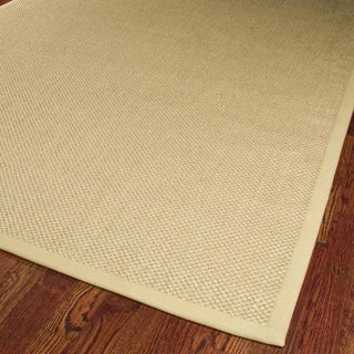 Safavieh Casual Natural Fiber Hand-Woven Resorts Natural / Beige Fine Sisal Rug - 3' x 5'
