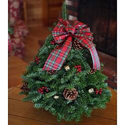 Highland 18-inch Fresh-cut Maine Balsam Tabletop Tree
