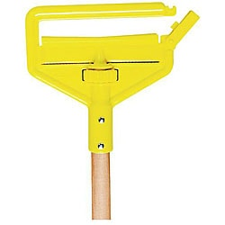 Rubbermaid Commercial Invader Side-gate Wood Wet-mop Handle
