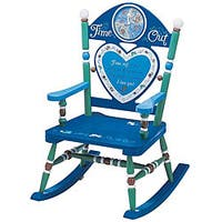 Time Out Boy's Rocking Chair