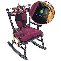Royal Prince Rocking Chair