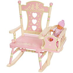 Rock-a-My Baby Rocking Chair